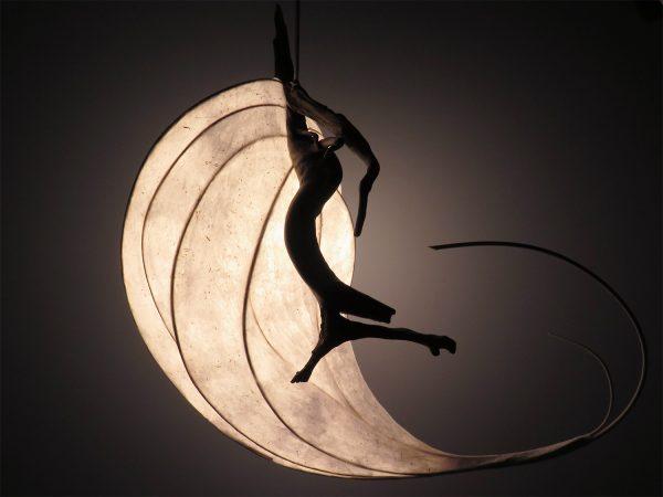 Mother Nature Light Sculpture