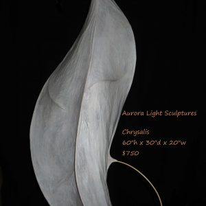 Chrysalis - LED Nature Light Fixture 1