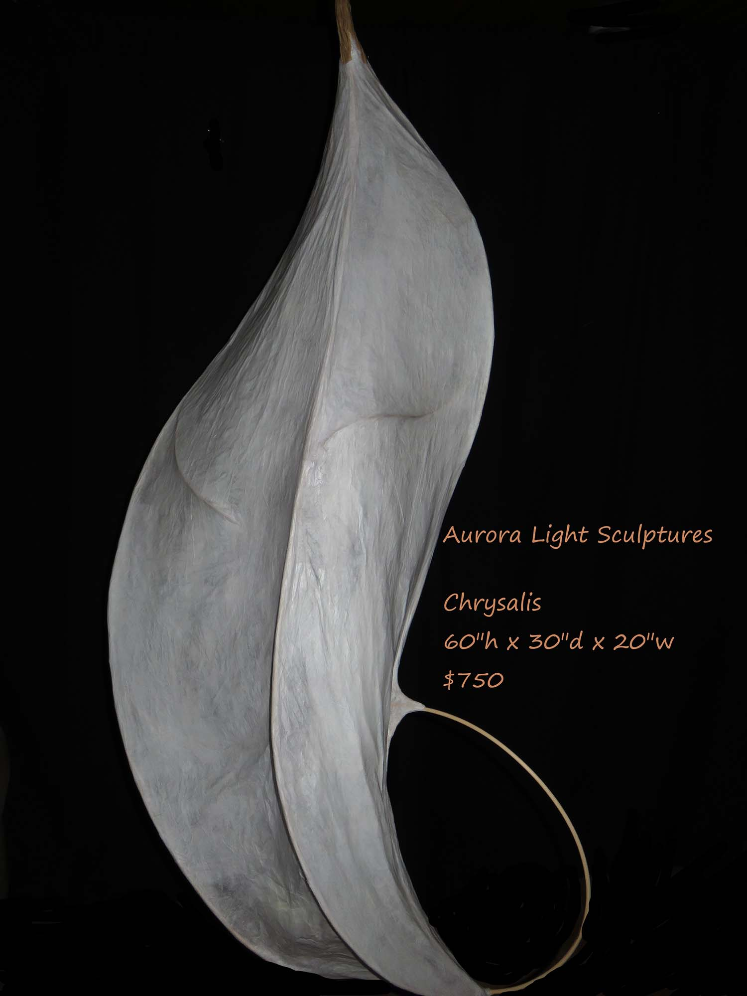 Chrysalis - LED Nature Light Fixture