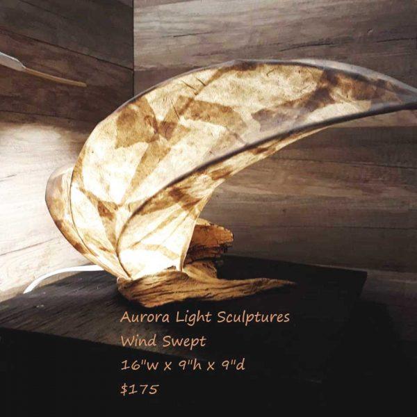 Wind Swept | LED Nature Light Fixture 1