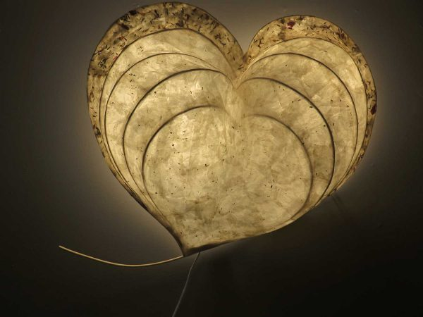 Cream of the Crop | LED Nature Light Fixture 06