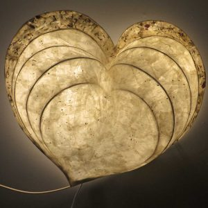 Cream of the Crop | LED Nature Light Fixture 05