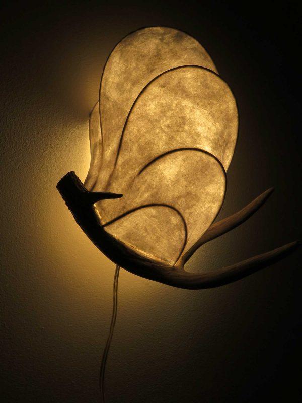 Young Buck   LED Nature Light Fixture 07